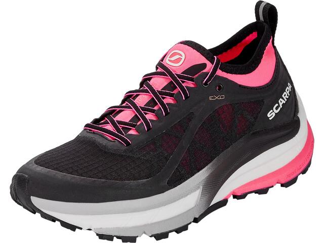 Scarpa Golden Gate Shoes Women black/pink fluo